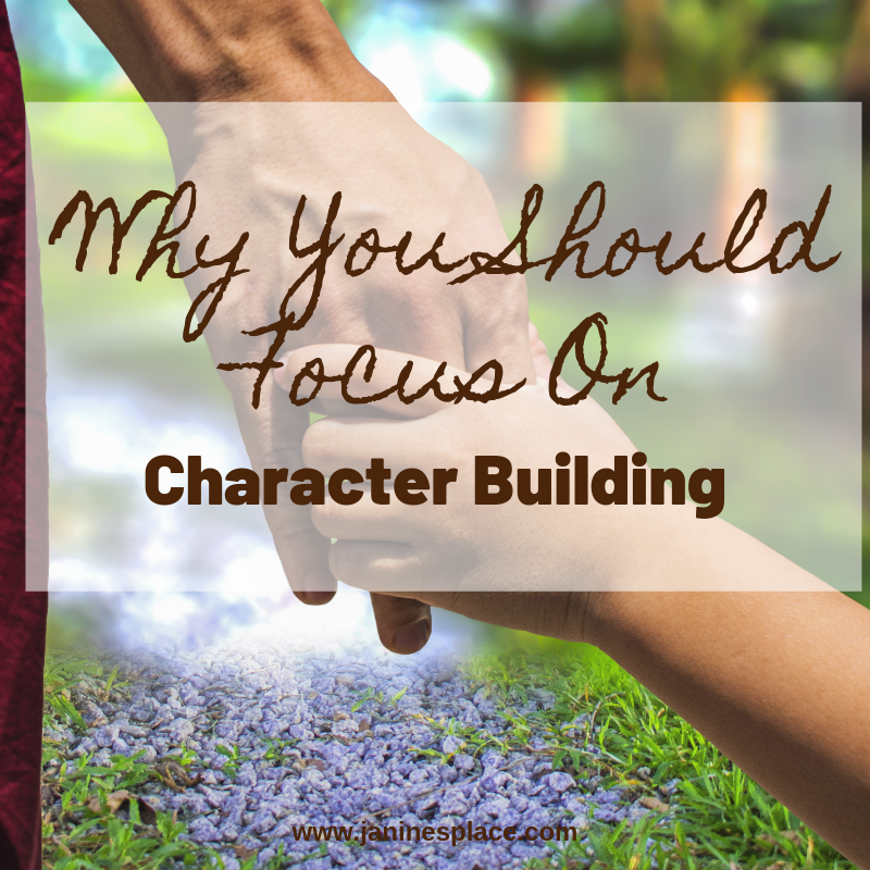 Why You Should Focus On Character Building