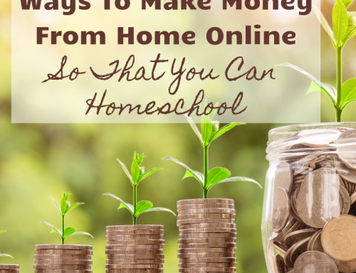 Ways To Make Money From Home Online