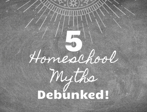 5 Homeschool Myths Debunked