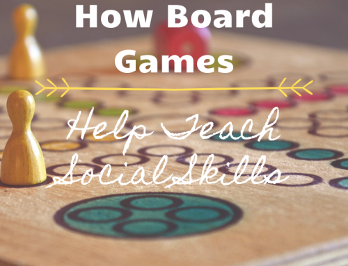 How Board Games Help Teach Social Skills